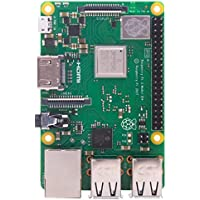 Raspberry Pi 3BPLUS-R 1.4 GHz 1 GB RAM 64-Bit Quad Core Processor Single Board Computer - Green