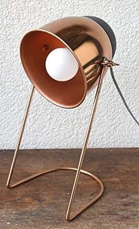 tischlampe aus metall schreibtischlampe bzw. Black Bedroom Furniture Sets. Home Design Ideas