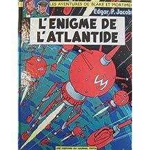 Les aventures de Blake et Mortimer : L'énigme de l'Atlantide
