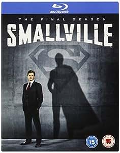 Smallville - Season 10 [Blu-ray] [2011] [Region Free]