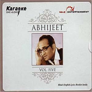 Karaoke Sing Along Abhijeet Vol-5 ( Indian Classical/ Indian Music/ Karaoke/ Hindi Song)