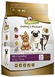 Granata Pet Mini Adult Ente Sensitive | Großpack 4 x 2kg Hundefutter