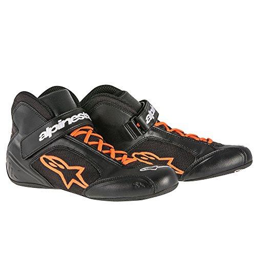 Alpinestars Schuhe Kart schwarz / orange fluor