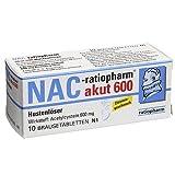 NAC-ratiopharm® akut 600 Hustenlöser Brausetabletten