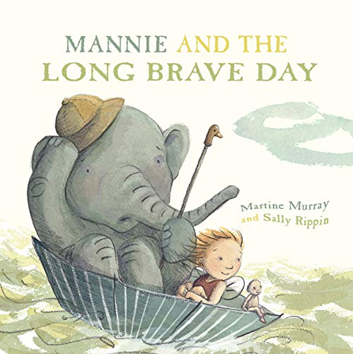 Mannie and the long brave day (English Edition)