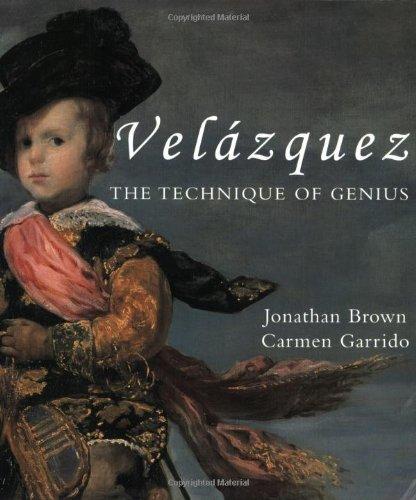 Velazquez: The Technique of Genius by Jonathan Brown (2003-09-01)