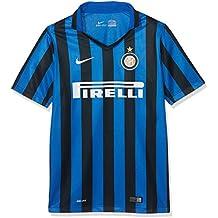 Nike Inter Mailand Home Stadium 2015 2016 Kids Camiseta 1º Equipación Milán  2015-2016 3e3fbc0285cc0