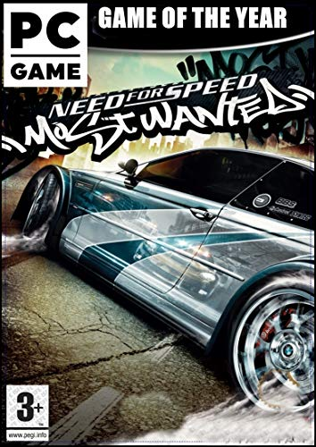 Game of the Year- Need For Speed | Most Wanted | Win XP, Win 7, Win 10