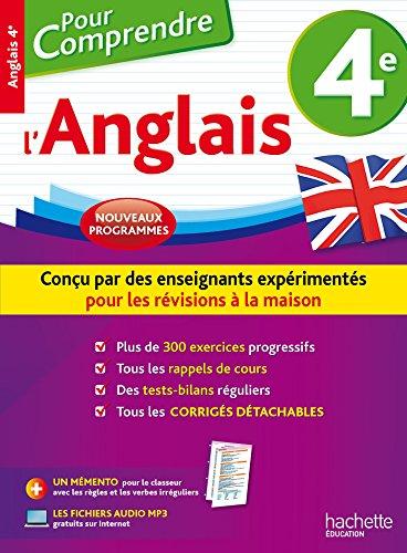 Anglais 4e