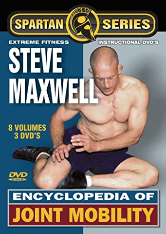 Encyclopedia Of Joint Mobility DVD Series for Total Joint, Muscle and Body Fitness, Flexibility and
