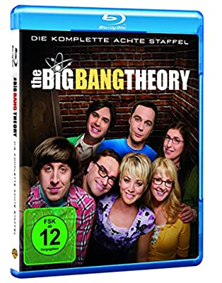 The Big Bang Theory - Staffel 8 [Blu-ray]