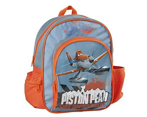 Disney - bambini zaino dusty planes - 30 x 22 cm - scuola e asilo