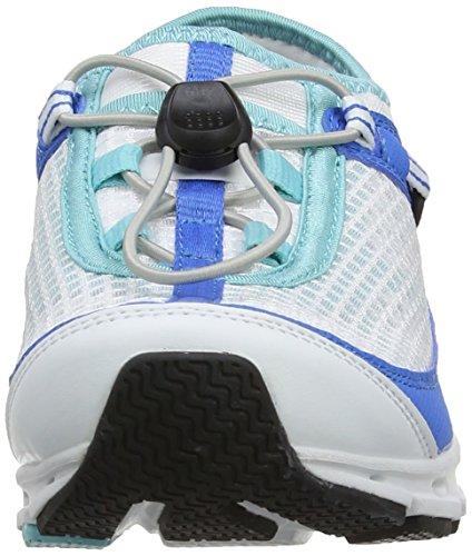 Regatta Lady Hydra-pro, Chaussures de randonnée à tige basse femme - Multicolor (White/Frchbl)