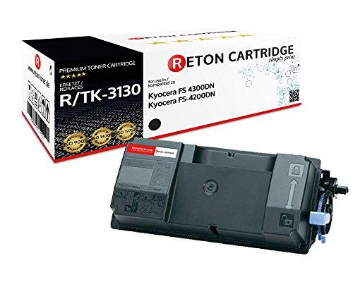 Preisvergleich Produktbild Original Reton Toner kompatibel zu Kyocera TK-3130 für Kyocera FS-4300DN FS-4200DN