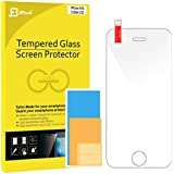 JETechà Apple iPhone 4/4S Film Protection en Verre trempé écran protecteur ultra résistant Glass ...
