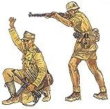 Italeri 510006076 - 1:72 WW2 Deutsche Afrika Truppengattung