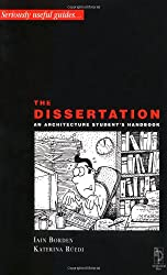 Dissertation - An Architectural Student's Handbook (Architectural Students Handbooks)