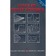 Race Car Vehicle Dynamics (book/workbook set) by William F. Milliken (1997-11-30)