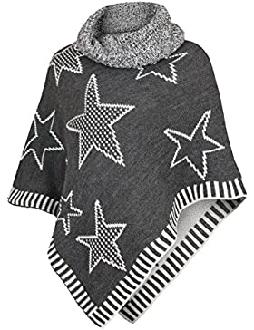Danaest -  Cardigan  - relaxed - Basic - Collo a U  - Maniche lunghe  - ragazza