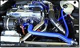 Golf 2 G60 Wasserschlauch BLAU Set Silikonschlauch Kühlwasserkreislauf Kühler