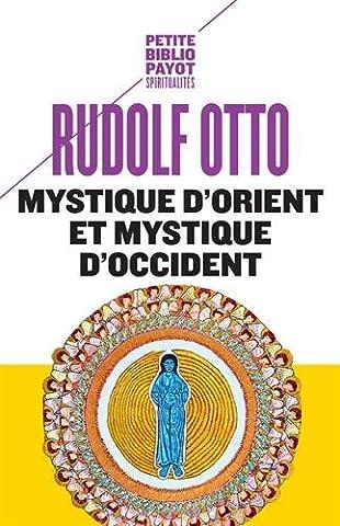 Mystique d'Orient et mystique d'Occident