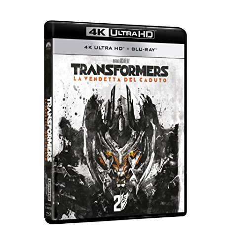 Transformers: La Vendetta del Caduto (Blu-Ray 4K Ultra HD + Blu-Ray)