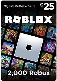 Roblox Geschenkkarte - 2,000 Robux
