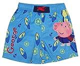 Bambini Peppa Pig George Swim Breve / Costume