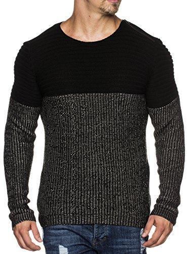 Tazzio - Pull - Homme Noir