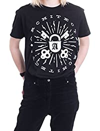 Architects Crossed Keys - T-Shirt
