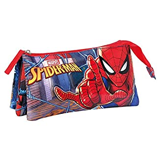 Portatodo Spiderman Power Web triple