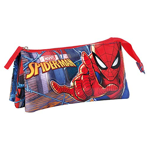 Portatodo Spiderman Power Web triple