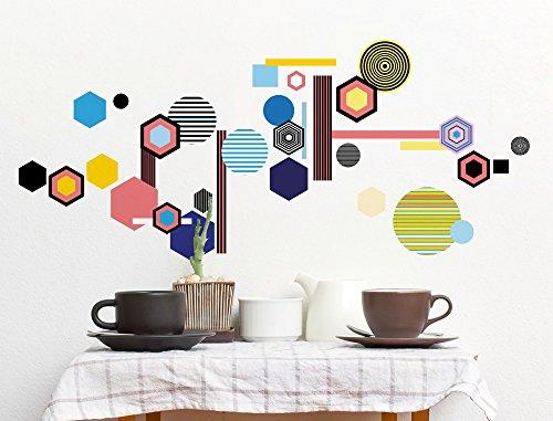 i-love-wandtattooo-was-10185-retro-adesivo-set-forme-retro-con-patterns-in-colori-vivaci-rettangoli-