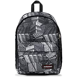 Eastpak Out of Office Sac à Dos Loisir, 44 cm, 27 liters, Multicolore (Chroblack)