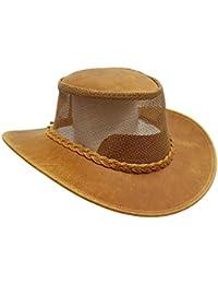 Kakadu Traders Australia - Sombrero Cowboy - para Hombre 39f32d74fe6