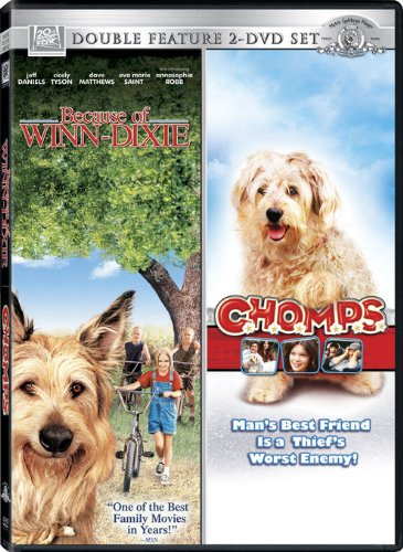 because-of-winn-dixie-chomps-alemania-dvd