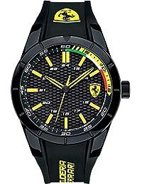 81dde9dad66c Reloj Solo Tiempo Hombre Scuderia Ferrari Red Referencia FER0830302
