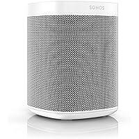 Sonos One - Smart Speaker mit Alexa Sprachsteuerung (Weiß)