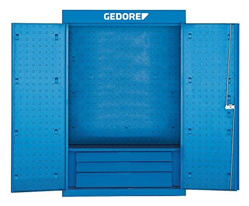 GEDORE Werkzeugschrank, leer, 970 x 650 x 250 mm, 1 Stück, 1401 L