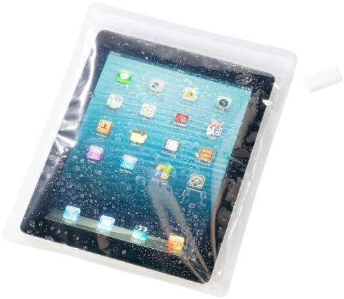 Preisvergleich Produktbild PEARL iPad Unterwasser Hülle: Wasserdichte Tasche für iPad (iPad Wasserschutz Etui)