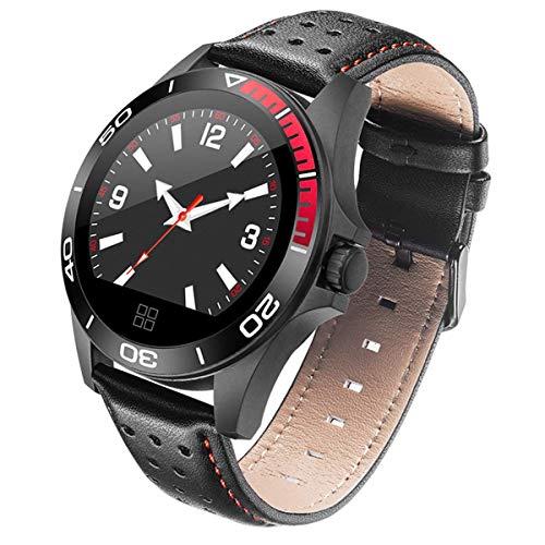 YSCYLY Fitness Tracker Aktivität Smart Watch Herzfrequenz Tracker Schlaf Tracker IP67 wasserdicht Schwimmen Metall Shell für Ios Android