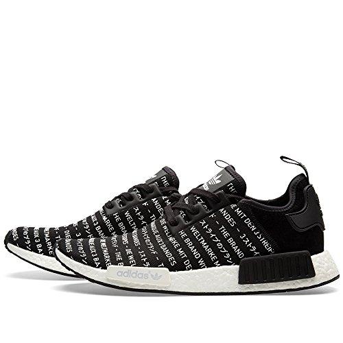 Adidas NMD_R1, core black/core black/ftwr white Black