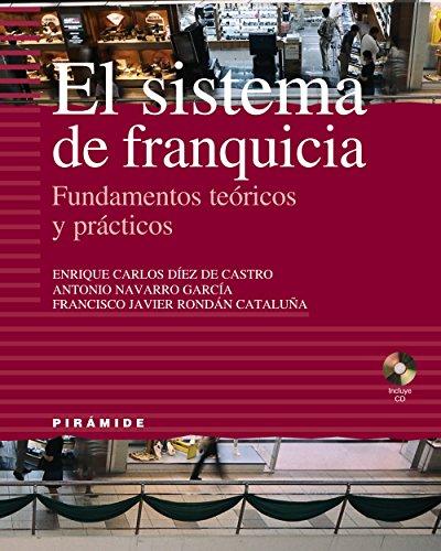 El sistema de franquicia: Fundamentos teóricos y prácticos (Empresa Y Gestión)