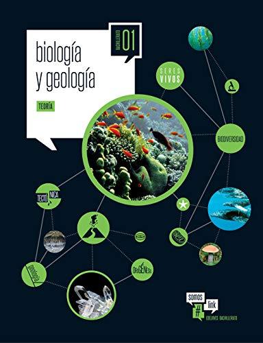Biología y Geología 1º Bachillerato (Somoslink)