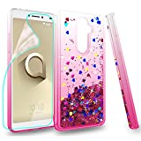 ZingCon Alcatel 3V Phone Case,Alcatel 5099A Glitter Case