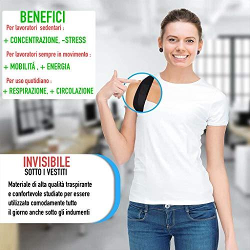 Zoom IMG-3 new 2019 fascia posturale spalle