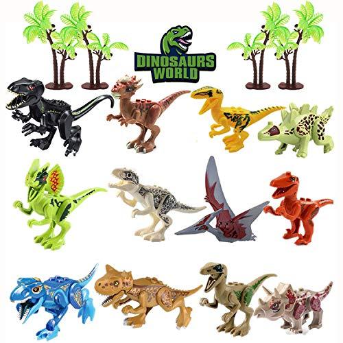 Harxin 12 Pieza Dinosaurios de Juguete