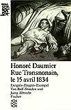 Image de Honoré Daumier, Rue Transnonain, le 15 avril 1834: Ereignis-Zeugnis-Exempel