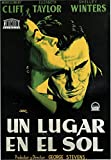 Black Creations A Place in The Sun- Spanish 1951 Affiche de Film Movie Poster Photo...