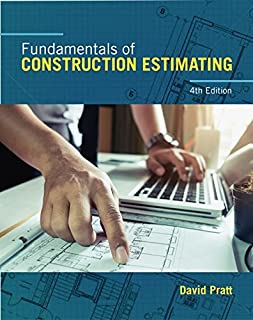 Fundamentals of Construction Estimating (1337399396) | Amazon price tracker / tracking, Amazon price history charts, Amazon price watches, Amazon price drop alerts